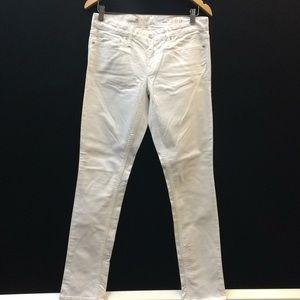 NWNT White Gap 1969 Always Skinny Jeans.